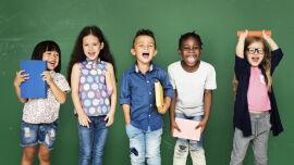 Schule Kinder - Gesund ins neue Schuljahr starten. - © Shutterstock