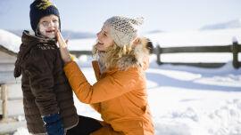 Sonnenschutz Winter 2 - © Shutterstock