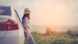 Urlaub Reise Auto Sommer - © Shutterstock