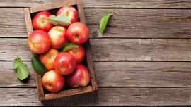 Ernährung Äpfel Fructose - © Shutterstock