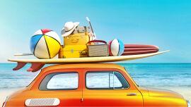 Reise Mit dem Auto in den Sommerurlaub - Mit dem Auto in den Urlaub? Ja!