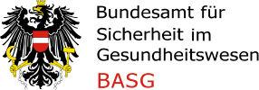 Logo_BASG_Bundesamt für Sicherheit im Gesundheitswesen