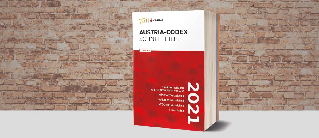 NEWS-Austria-Codex Schnellhilfe 2021
