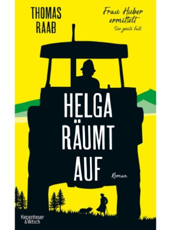 Helga räumt auf-Buch