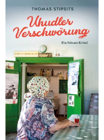 Uhudler Verschwörung-Buch