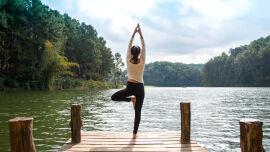 Balance_Koordination_Yoga_Sport_shutterstock_538261954 - Koordinationstraining hat viele Vorteile.
