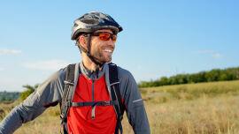 Sportbrille_Sehhilfe_shutterstock_309138173 - Sportbrillen schützen unsere Augen nicht nur vor dem Fahrtwind.