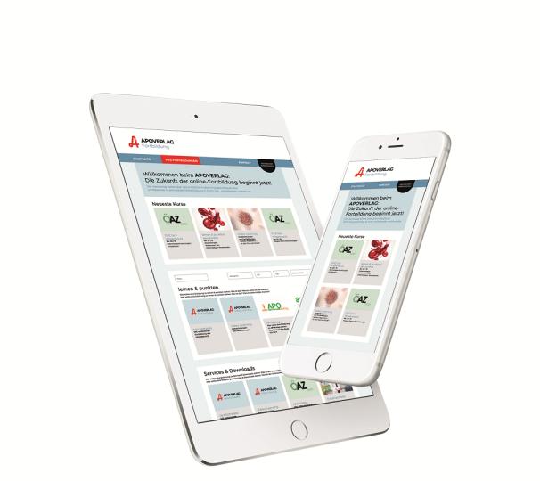 Fortbildung für Apotheker auch am Smartphone!